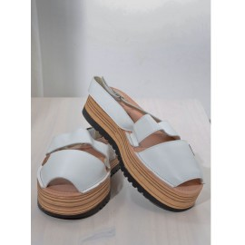 VISTA PLATFORM SANDALS by POPA