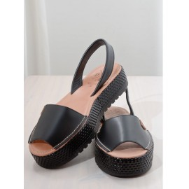 NAXOS PLATFORM SANDALS by POPA