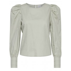 Desert Sage Blouse with long sleeves
